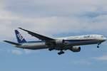 imosaさんが、羽田空港で撮影した全日空 777-381の航空フォト(写真)
