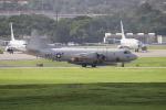 航空研究家さんが、嘉手納飛行場で撮影したアメリカ海軍 P-3C BMUPの航空フォト(写真)
