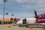 BENKIMAN-ENLさんが、シェムリアップ国際空港で撮影したカンボジア・アンコール航空 ATR-72-500 (ATR-72-212A)の航空フォト(写真)