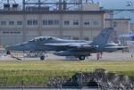 れんしさんが、岩国空港で撮影したアメリカ海軍 EA-18G Growlerの航空フォト(写真)