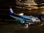 おっつんさんが、中部国際空港で撮影したANAウイングス 737-54Kの航空フォト(飛行機 写真・画像)