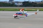 E-75さんが、函館空港で撮影した国土交通省 地方整備局 412EPの航空フォト(写真)