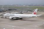 航空研究家さんが、羽田空港で撮影した日本航空 777-346/ERの航空フォト(写真)