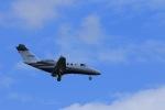 yoshi_350さんが、成田国際空港で撮影したジャプコン 525 Citation M2の航空フォト(写真)