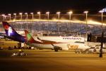FRTさんが、関西国際空港で撮影したティーウェイ航空 737-8KGの航空フォト(飛行機 写真・画像)