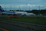 FRTさんが、新千歳空港で撮影したエンブラエル・エグゼクティブ・エアクラフト EMB-135BJ Legacyの航空フォト(飛行機 写真・画像)