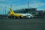 FRTさんが、新千歳空港で撮影したバニラエア A320-214の航空フォト(飛行機 写真・画像)