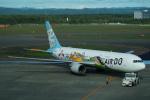 FRTさんが、新千歳空港で撮影したAIR DO 767-381の航空フォト(飛行機 写真・画像)