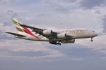 yabyanさんが、成田国際空港で撮影したエミレーツ航空 A380-861の航空フォト(飛行機 写真・画像)