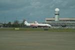 FRTさんが、新千歳空港で撮影したサンライダー MD-87 (DC-9-87)の航空フォト(飛行機 写真・画像)