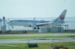 FRTさんが、那覇空港で撮影した日本トランスオーシャン航空 737-8Q3の航空フォト(飛行機 写真・画像)