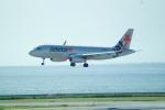 FRTさんが、那覇空港で撮影したジェットスター・ジャパン A320-232の航空フォト(飛行機 写真・画像)