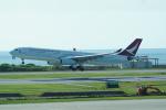 FRTさんが、那覇空港で撮影したキャセイドラゴン A330-343Xの航空フォト(飛行機 写真・画像)