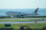 FRTさんが、那覇空港で撮影した中国東方航空 A320-214の航空フォト(飛行機 写真・画像)