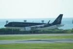 FRTさんが、那覇空港で撮影したスターフライヤー A320-214の航空フォト(飛行機 写真・画像)