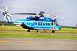 hidetsuguさんが、札幌飛行場で撮影した警視庁 S-92Aの航空フォト(写真)