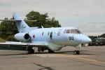 もぐ3さんが、千歳基地で撮影した航空自衛隊 U-125A(Hawker 800)の航空フォト(飛行機 写真・画像)