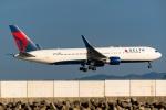 Ariesさんが、関西国際空港で撮影したデルタ航空 767-332/ERの航空フォト(写真)