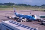 FRTさんが、新石垣空港で撮影した日本トランスオーシャン航空 737-8Q3の航空フォト(飛行機 写真・画像)