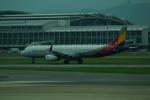 FRTさんが、福岡空港で撮影したアシアナ航空 A321-231の航空フォト(飛行機 写真・画像)