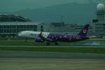 FRTさんが、福岡空港で撮影した香港エクスプレス A321-231の航空フォト(飛行機 写真・画像)