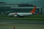 FRTさんが、福岡空港で撮影したチェジュ航空 737-8LCの航空フォト(飛行機 写真・画像)