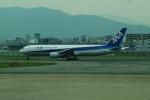 FRTさんが、福岡空港で撮影した全日空 767-381/ERの航空フォト(飛行機 写真・画像)