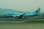 FRTさんが、福岡空港で撮影した大韓航空 747-4B5の航空フォト(飛行機 写真・画像)