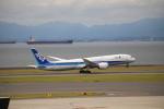 m_aereo_iさんが、中部国際空港で撮影した全日空 787-9の航空フォト(写真)
