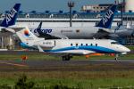 shootingstarさんが、成田国際空港で撮影した東海公務机 BD-100-1A10 Challenger 300の航空フォト(写真)