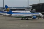 テクノジャンボさんが、成田国際空港で撮影したウズベキスタン航空 757-23Pの航空フォト(写真)