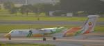 toyoquitoさんが、ドンムアン空港で撮影したノックエア DHC-8-402Q Dash 8の航空フォト(写真)