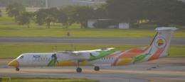 toyoquitoさんが、ドンムアン空港で撮影したノックエア DHC-8-402Q Dash 8の航空フォト(飛行機 写真・画像)