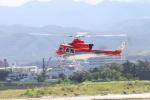 イソロクガトブさんが、小松空港で撮影した石川県消防防災航空隊 412EPの航空フォト(写真)