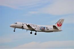 hidetsuguさんが、札幌飛行場で撮影した日本エアコミューター 340Bの航空フォト(写真)