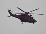 tetuさんが、札幌飛行場で撮影した埼玉県防災航空隊 AW139の航空フォト(写真)
