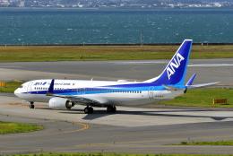 kix-boobyさんが、関西国際空港で撮影した全日空 737-881の航空フォト(飛行機 写真・画像)