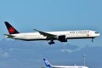SKY TEAM B-6053さんが、羽田空港で撮影したエア・カナダ 777-333/ERの航空フォト(写真)