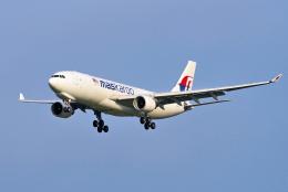 yabyanさんが、成田国際空港で撮影したマレーシア航空 A330-223Fの航空フォト(写真)