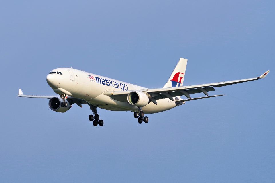 yabyanさんのマレーシア航空 Airbus A330-200 (9M-MUA) 航空フォト