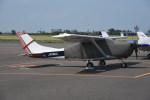 kumagorouさんが、仙台空港で撮影した水産航空 U206G Stationair 6 IIの航空フォト(飛行機 写真・画像)