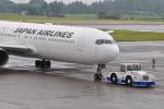 M.Ochiaiさんが、鹿児島空港で撮影した日本航空 767-346/ERの航空フォト(写真)