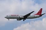yabyanさんが、成田国際空港で撮影したイースター航空 737-86Nの航空フォト(飛行機 写真・画像)
