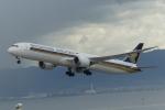 うすさんが、関西国際空港で撮影したシンガポール航空 787-10の航空フォト(写真)