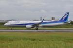 md11jbirdさんが、伊丹空港で撮影した全日空 A321-211の航空フォト(写真)