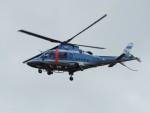 tetuさんが、札幌飛行場で撮影した宮城県警察 A109E Powerの航空フォト(写真)