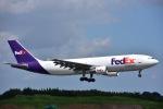 ユウイチ22さんが、成田国際空港で撮影したフェデックス・エクスプレス A300B4-622(F)の航空フォト(写真)