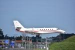 ユウイチ22さんが、成田国際空港で撮影した朝日航洋 680 Citation Sovereignの航空フォト(写真)