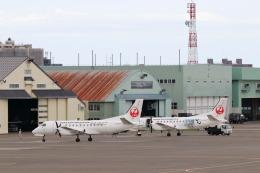 funi9280さんが、札幌飛行場で撮影した日本エアコミューター 340Bの航空フォト(写真)