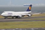 RAOUさんが、中部国際空港で撮影したルフトハンザドイツ航空 747-430の航空フォト(写真)